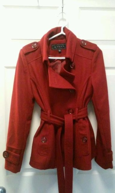 Biacca red Jacket
