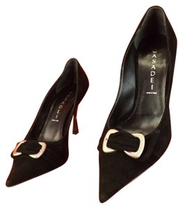 Casadei Black Pumps