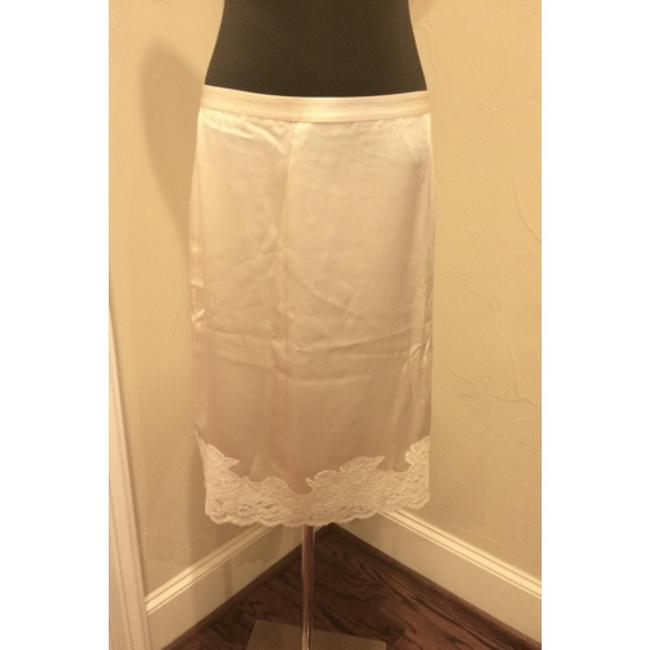 Banana Republic Skirt Cream Image 2