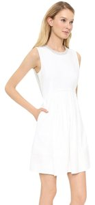 Rebecca Taylor short dress White on Tradesy