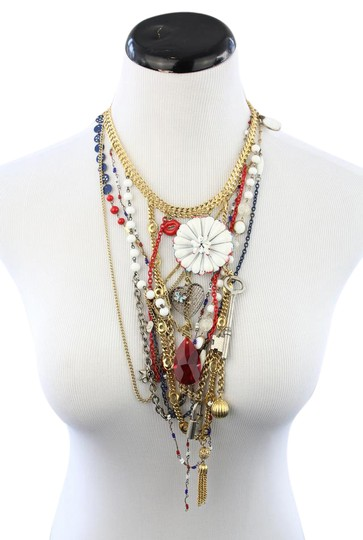 Anthropologie Charm Necklace by Madame Fortuna