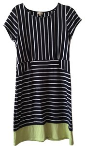 Daniel Cremieux short dress Navy blue Nautical on Tradesy