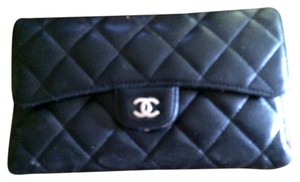 Chanel Chanel Quilted Bi Fold Wallet
