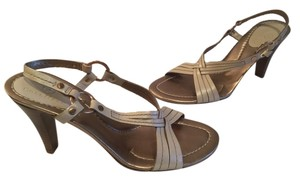 Cole Haan Dark Bone Sandals