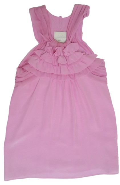 Madison and Marcus Top Pink