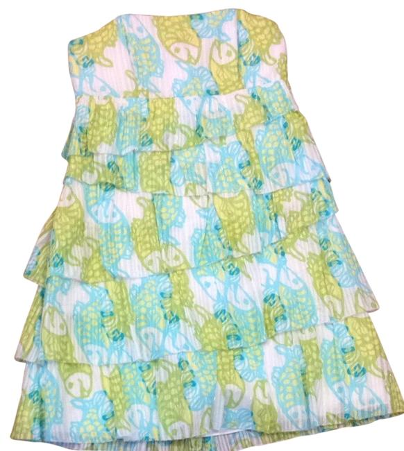 Lilly Pulitzer short dress Off The Hook on Tradesy