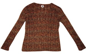 Chico's Cable Knit Oversize Sweater