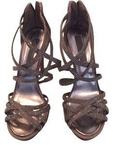 BCBGMAXAZRIA Pewter - Grey Formal