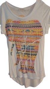 The Classic Brand Elephant T Shirt Multi
