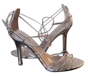 Guess By Marciano Silver Formal