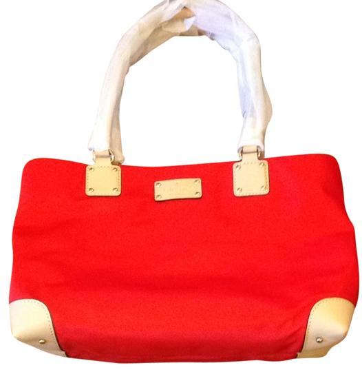Kate Spade Tote in Modern Red
