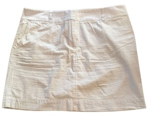 Vineyard Vines Mini Skirt Blue and white