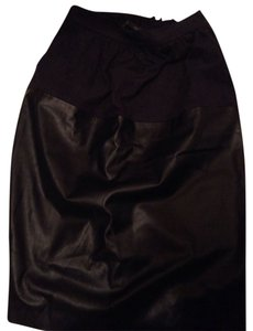 Zara Skirt Black on black