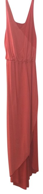 Coral Maxi Dress by Mossimo Supply Co.