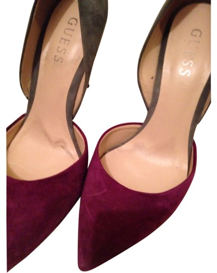 Preload https://item3.tradesy.com/images/guess-multi-color-purple-gray-blue-pumps-4946827-0-0.jpg?width=440&height=440