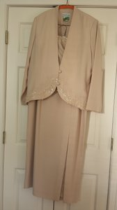 Che Studio Beige, Ecru Dress