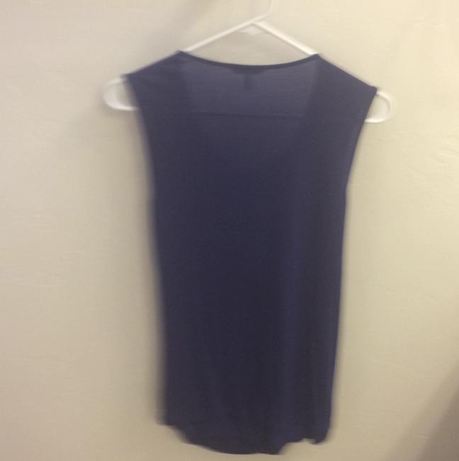 Daisy Fuentes Top Blue