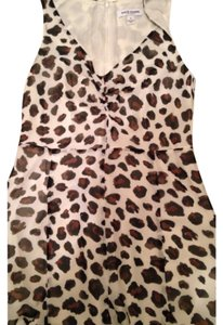 Kate Young for Target short dress Leopard. on Tradesy