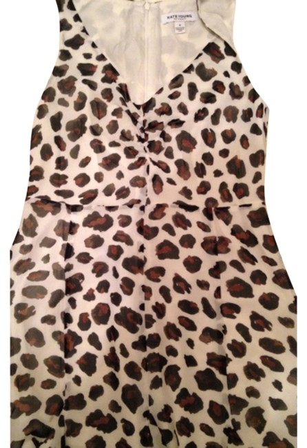 Preload https://item3.tradesy.com/images/kate-young-for-target-dress-leopard-4947442-0-0.jpg?width=400&height=650