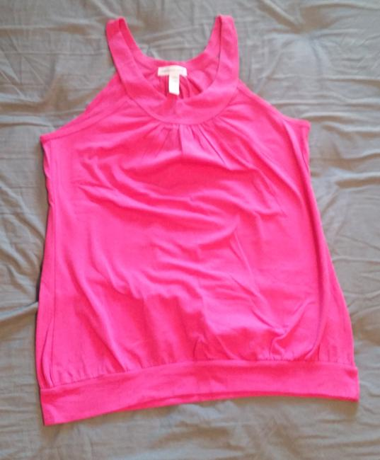 Ambiance Apparel Top Pink