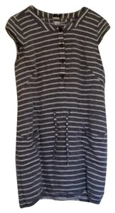 J.Crew short dress Dusty blue-ish grey on Tradesy