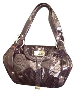 Michael Kors Leather Spacious Chic Embossed Hobo Bag