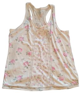 Maurices Top Off White/Pink