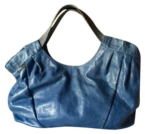 Nannini Satchel in Blue