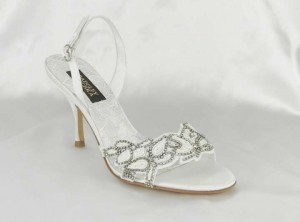 Badgley Mischka Naomi-ii M1027b Wedding Shoes