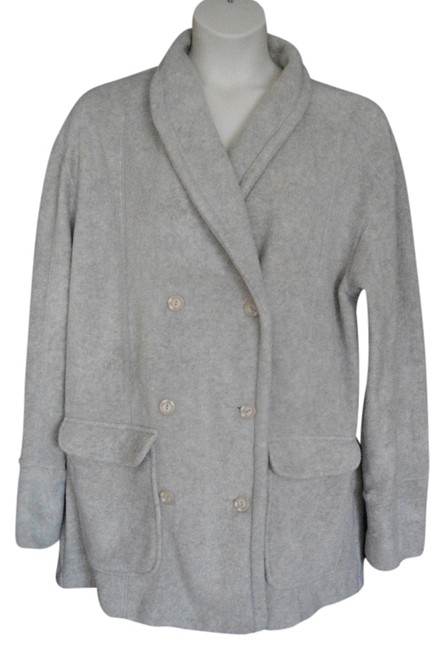 Preload https://item4.tradesy.com/images/together-light-gray-xl-extra-large-belted-jacket-double-breasted-pants-pea-coat-size-16-xl-plus-0x-4949143-0-0.jpg?width=400&height=650