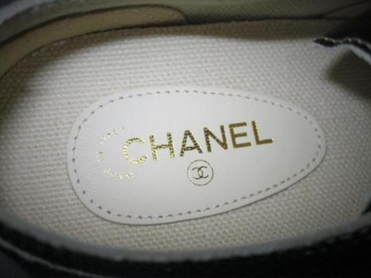 Chanel Shimmer Black Athletic