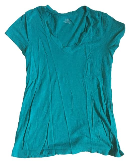 Old Navy Classic Comfortable T Shirt Green