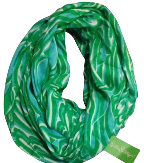 Lilly Pulitzer Riley Infinity Loop Scarf