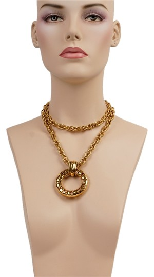 Preload https://item1.tradesy.com/images/chanel-gold-chain-with-pendant-necklace-4951105-0-0.jpg?width=440&height=440