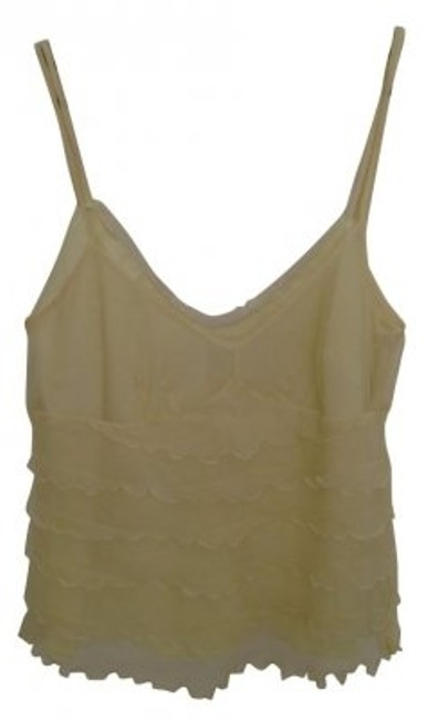 Preload https://item3.tradesy.com/images/laundry-by-shelli-segal-yellow-rn-52543-tank-topcami-size-8-m-4952-0-0.jpg?width=400&height=650