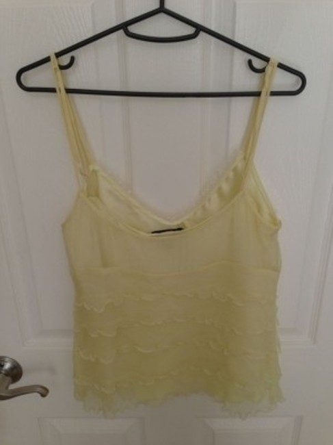 Laundry by Shelli Segal Top Yellow