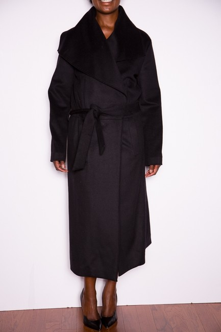 Piazza Sempione Wool Cashmere Trench Coat