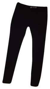 Paige Denim Skinny Pants Black
