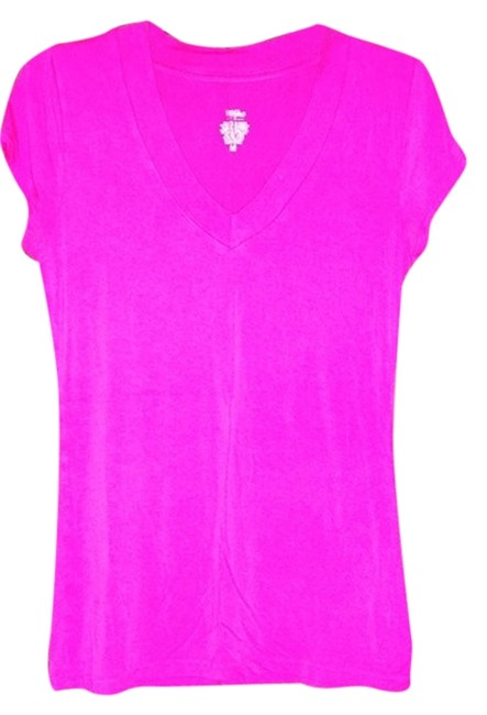 Preload https://item1.tradesy.com/images/mossimo-supply-co-magenta-pink-t-shirt-4953070-0-0.jpg?width=400&height=650