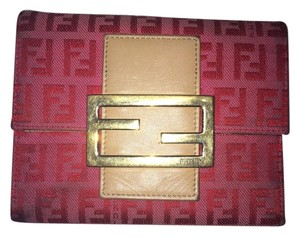 Fendi High Fashion Fendi Wallet