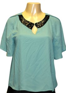 Rachel Roy Top pale green