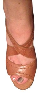 Aerosoles Tan Wedges