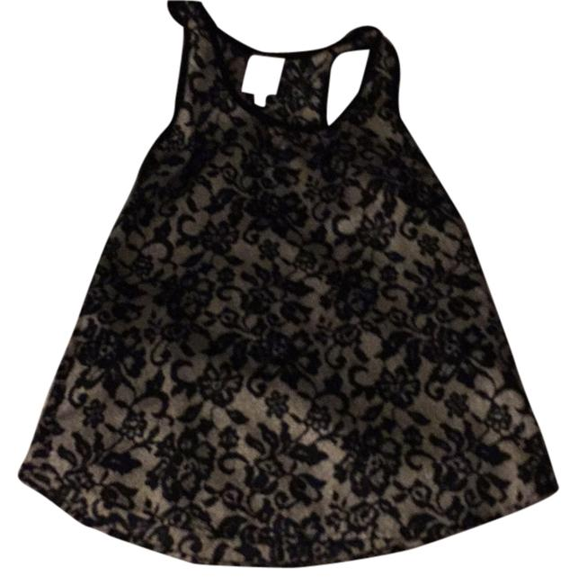 Romeo & Juliet Couture Top black, gray or silver