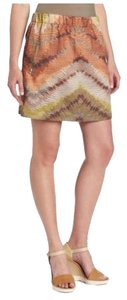 Tracy Reese Mini Mini Mini Skirt tobacco