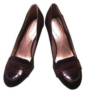 Naturalizer Dark Brown Pumps