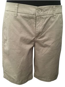 jcpenney Bermuda Shorts Biscotti or medium beige