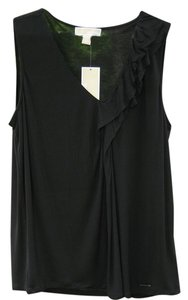 Michael Kors Sleeveless Top Black