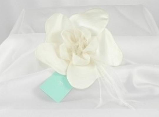 Light Ivory Jennifer Leigh Chanel Hairclip Hair Accessories