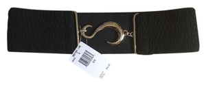 Other Wide Elastic Belt with Hook Design