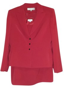 Tahari Red 3-piece suit